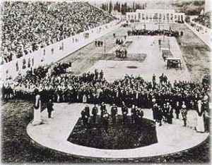 Olympic Opening Ceremony (1896)
