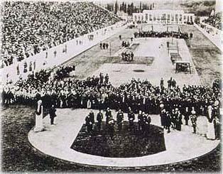 Olympic Opening Ceremony (1896)