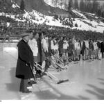 Canada vs. Sweden, II Olympic Winter Games (1928, St. Moritz, Switzerland)